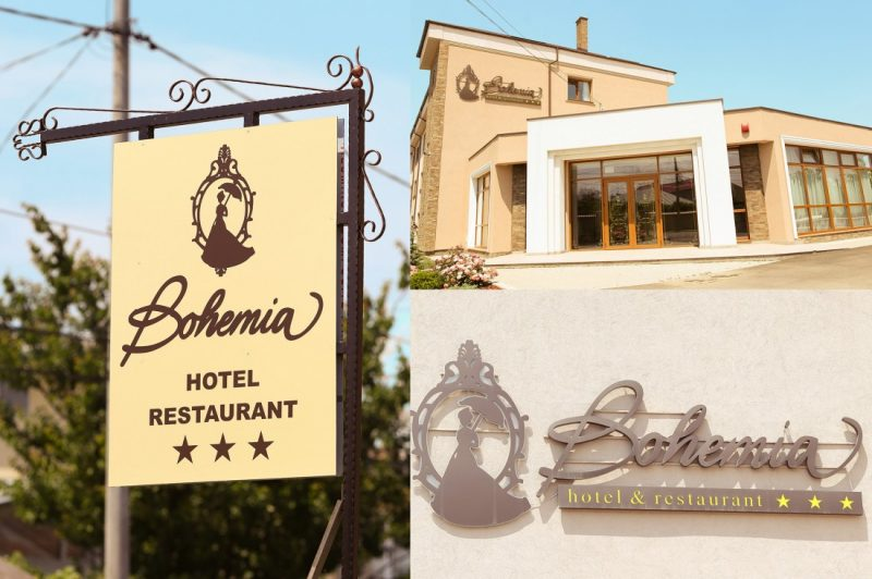 Hotel Bohemia Exterior