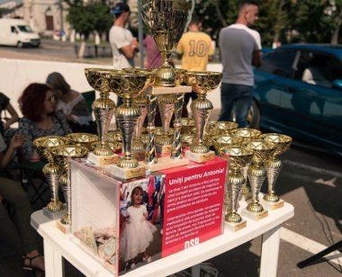 Uniti pentru Antonia DSR Tuning Show Radauti