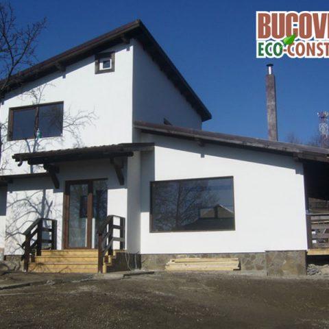 Bucovina Eco Construct - Case din lemn Suceava