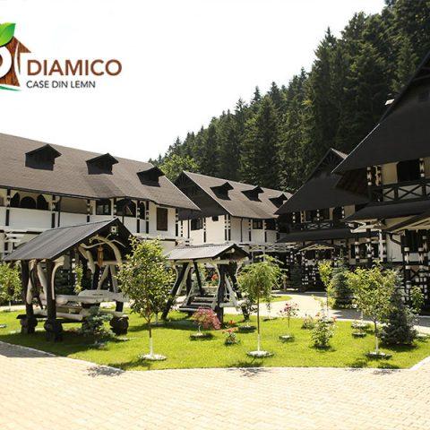 Diamico - Constructii case de lemn Suceava
