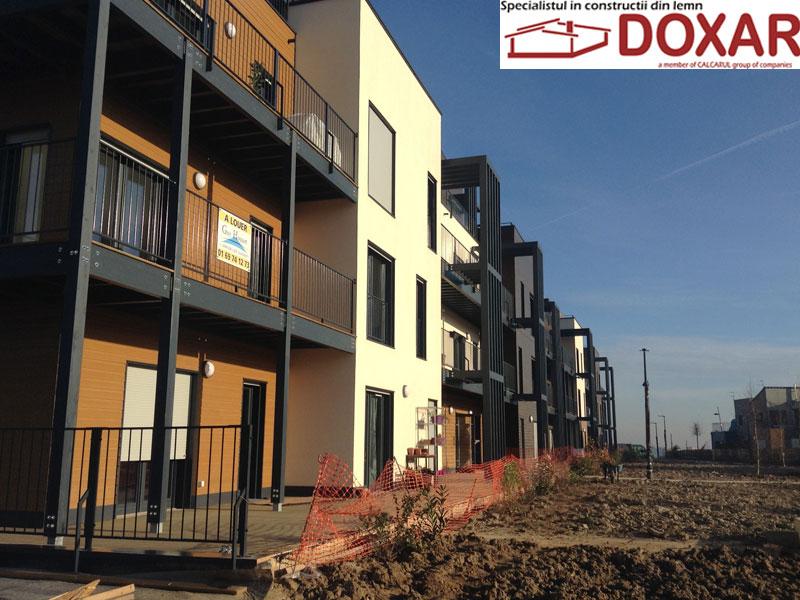 Doxar - Constructii case lemn