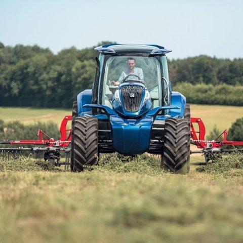 Mecanizarea agriculturii