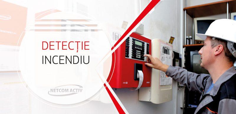 Detectie Incendiu Netcom Activ