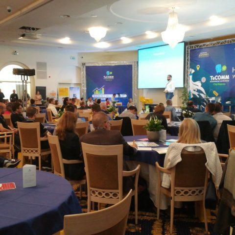 Conferinta TeCOMM Cluj Napoca