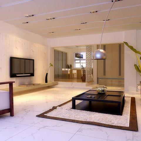 apartament cu marmura