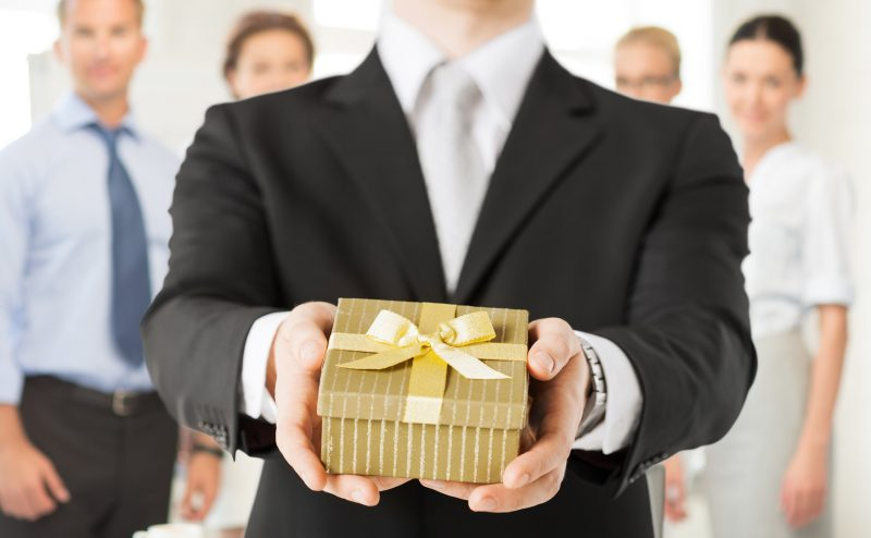 cadou catre angajati