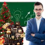 Creşte-ţi afacerea cu coşuri cadou Crăciun 2017