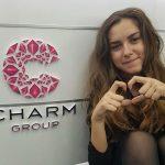 Interviu cu Mădălina, PR de la Charm Group