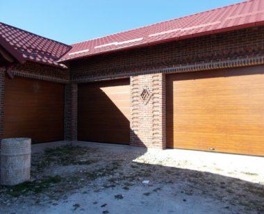 Usi de garaj rezidentiale