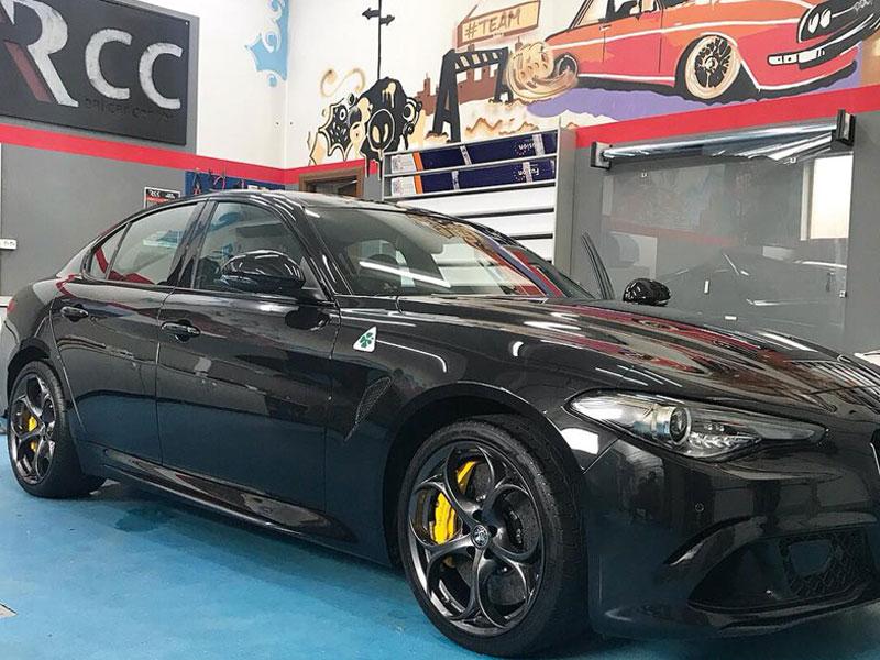 Alfa-Romeo-Giulia-Quadrofoglio-Verde-la-Real-Car-Center