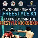 Campionatul Naţional de Muay Boran, Freestyle K1 şi Cupa Bucovinei de Freestyle Kickboxing la Rădăuţi