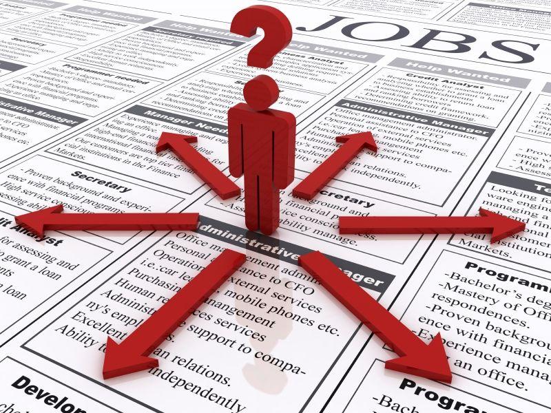 cautarea unui job