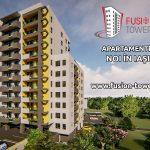 Fusion Towers – apartamente noi şi moderne în Iaşi