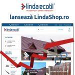 Linda Ecotil vine în sprijinul clienţilor cu Linda Shop