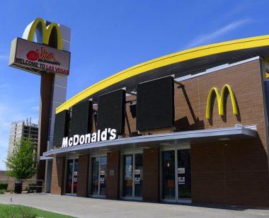 McDonalds Las Vegas
