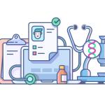 Accesorii pentru spitale si clinici medicale