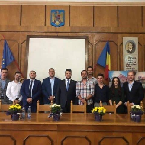 Componenta Biroului Politic Local TNL Radauti