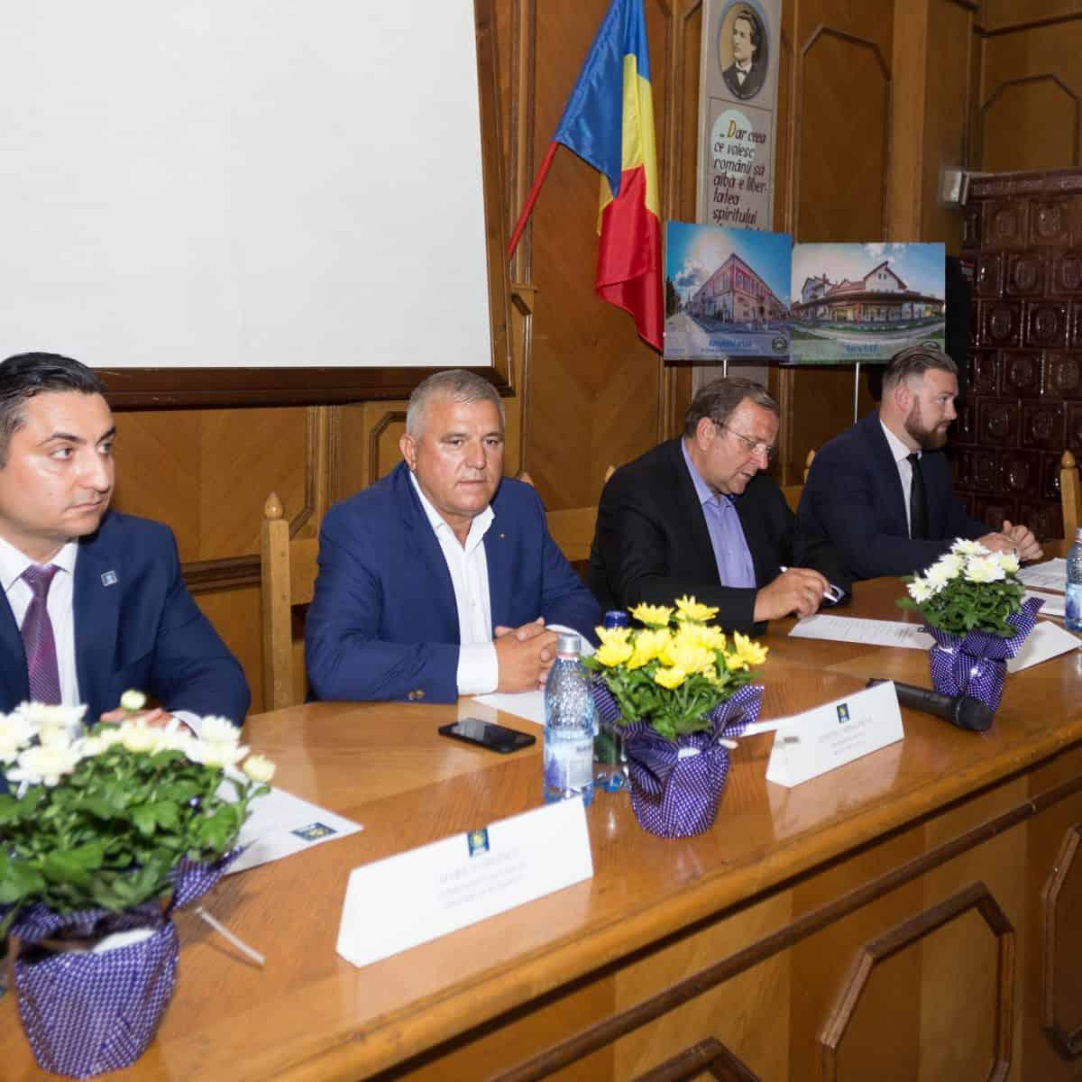 Infiintarea Biroului Politic Local Radauti