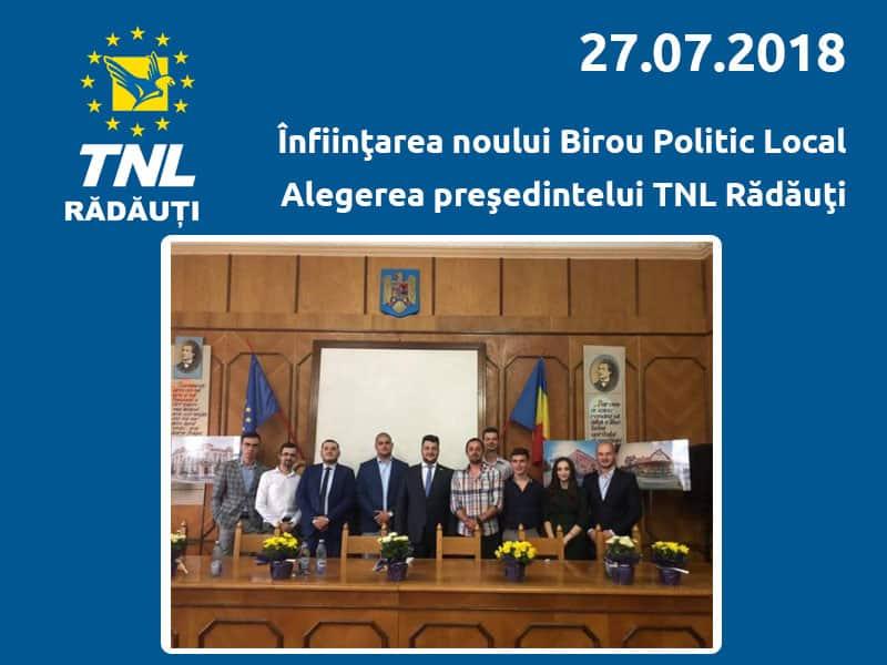 Infiintarea-noului-birou-politic-local-si-alegerea-presedintelui-TNL-Radauti