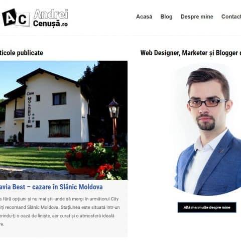 Publicitate pe AndreiCenusa.ro