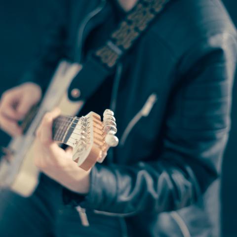 cantaret la chitara