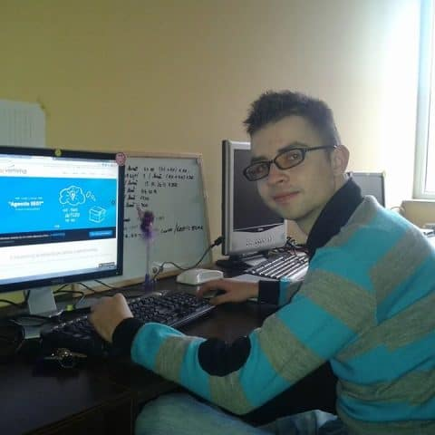 Andrei Cenusa Content Writer