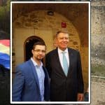 Preşedintele României, Klaus Iohannis, a fost astăzi la Suceava