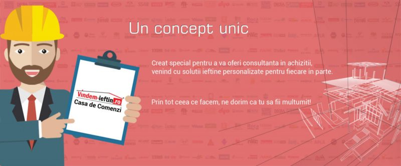 Concept unic - Vindem-ieftin.ro