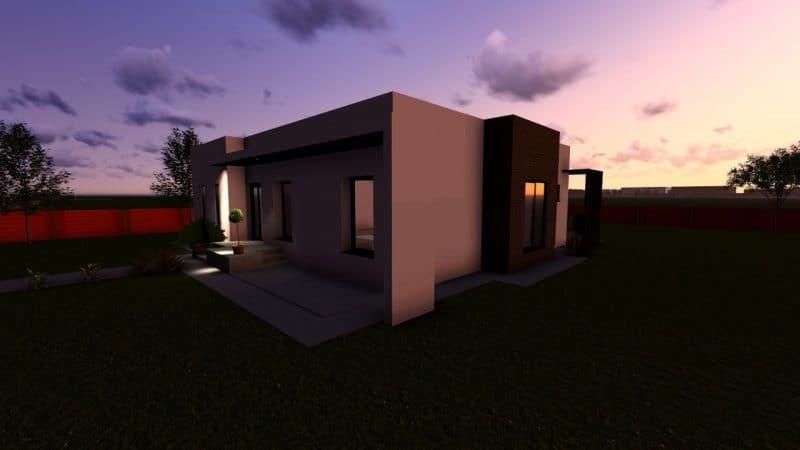 Proiect de casa 3D