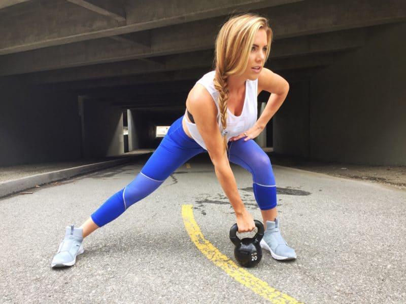 femeie fit