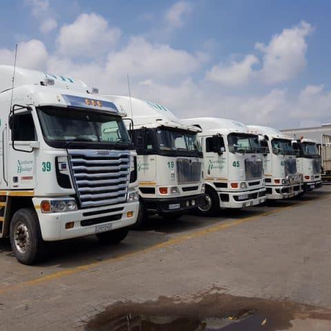 flota de camioane