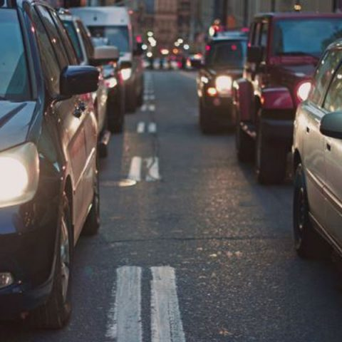 Autoturisme-in-trafic
