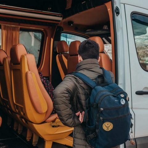 transport international de persoane Belgia