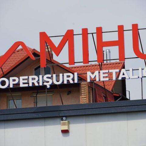 MIHU Acoperisuri Metalice