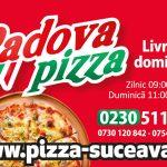 Padova Pizza – Comandă o pizza și vei mai primi încă una gratis