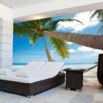 Fototapetele 3D cu peisaje sau cum sa introduci o portiune de paradis in living-ul tau!