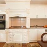 Mobila pentru bucătărie și living – tonuri și idei de sincronizare